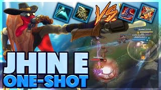 AD VS AP WHICH ONE DO YOU THINK IS BETTER? | I CAN 1-SHOT ANYONE | JHIN SUPPORT | BunnyFuFuu