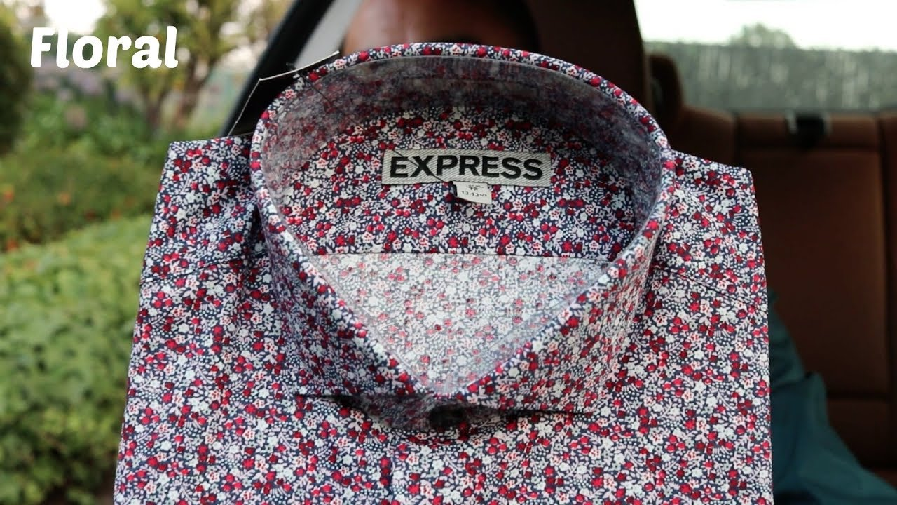 to wear - Dress Express shirts pictures video