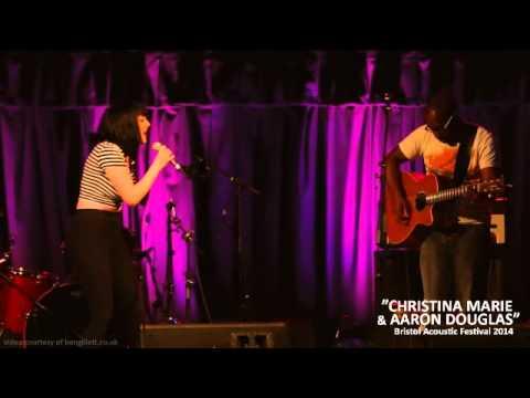 Christina Marie & Aaron Douglas @ Bristol Acoustic Music Festival