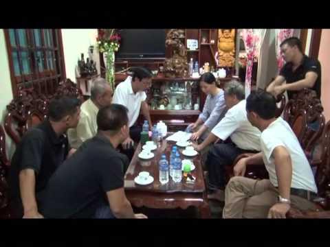 Co Vu Thi Hoa tim mo liet sy Phung Tran Thai - Ba Vi Ha Noi (Phan 1)