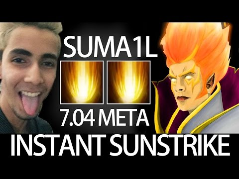 Incredible Reflex Instant Sunstrike Pro Invoker by Sumail Dota 7.04