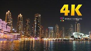 """#075 """"Dubai, UAE"""" in 4K (ドバイ/アラブ首長国連邦)世界一周31カ国目"""