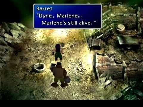 Final Fantasy VII Episode 53: Barret vs Dyne