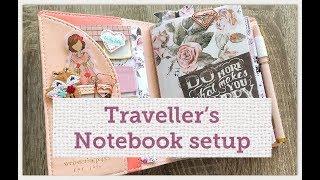 Mon Traveler's Notebook format Pocket