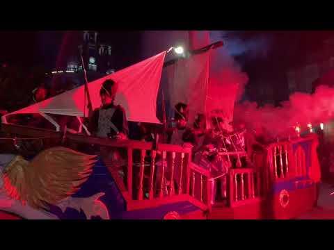 Pontevedra faise pirata