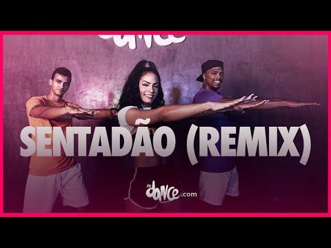 Sentadão Remix - Pedro Sampaio  FitDance TV Coreografia   FiqueEmCasa e Dance Comigo