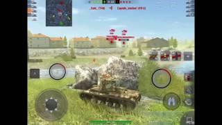 T49s VS Kv2 - World of Tanks Blitz