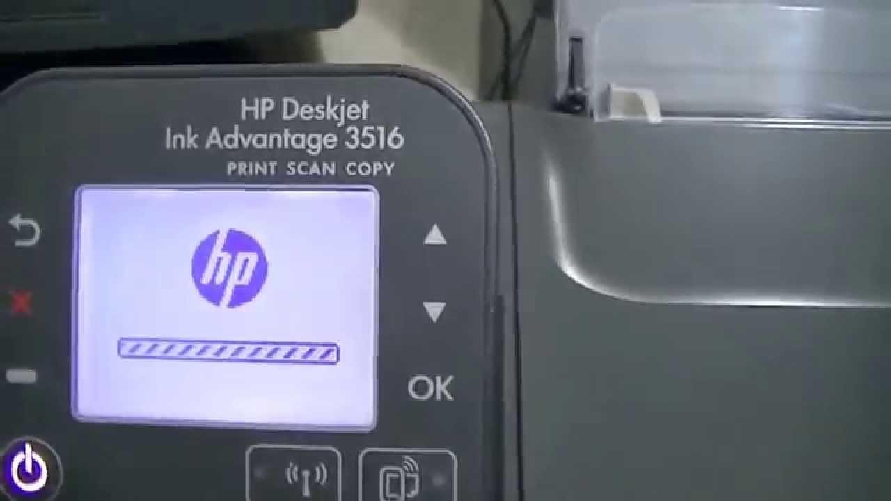 IMPRESSORA HP DESKJET 3516 DRIVER WINDOWS