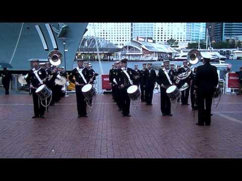 Royal Australian Navy Band - Beat To Quarters
