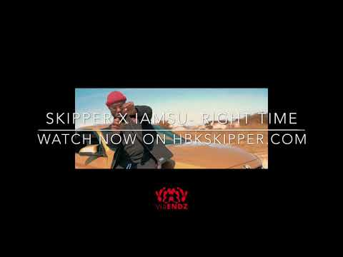 Skipper x IAMSU! - Right Time  Video out NOW!