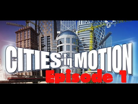 Cities in motion - Ep.1 - The Days Of ulm |