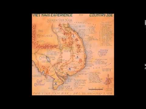 Country Joe McDonald - Vietnam Experience (Full album)