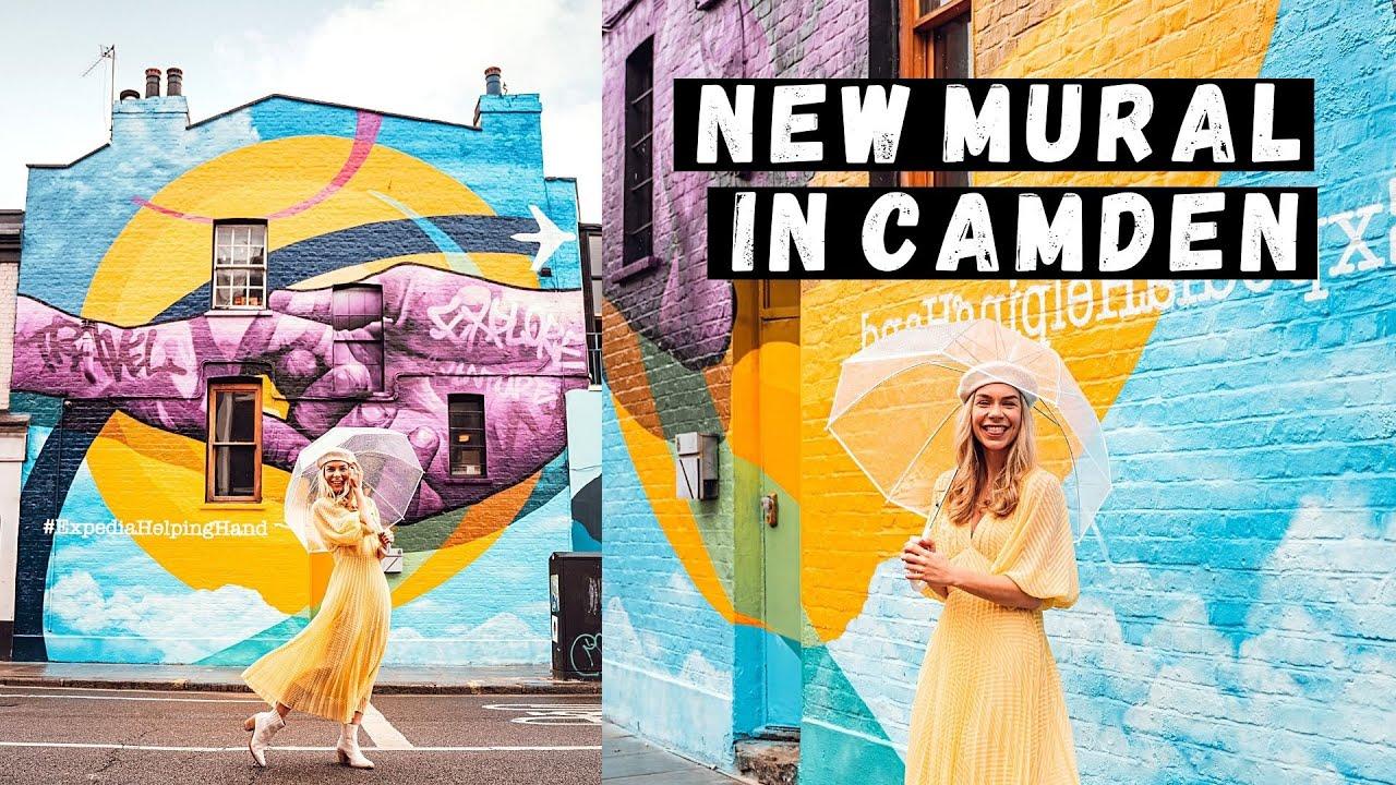 Download Camden London Vlog - A new Mural & Camden Market