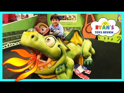 Thumbnail: CHILDREN'S MUSEUM NYC Family Fun for Kids Indoor Play Area Learning Chidren Playground Kids Toys