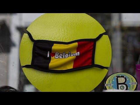 شاهد: العاصمة البلجيكية تفرض وضع الكمامة في جميع الأماكن العامة …  - نشر قبل 4 ساعة