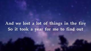 Gesaffelstein - Lost In The Fire ft The Weeknd -  (Lyrics Video)