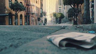 """""""Silent City"""" - a short film by Shaina Evoniuk & Nino Fernandez"""