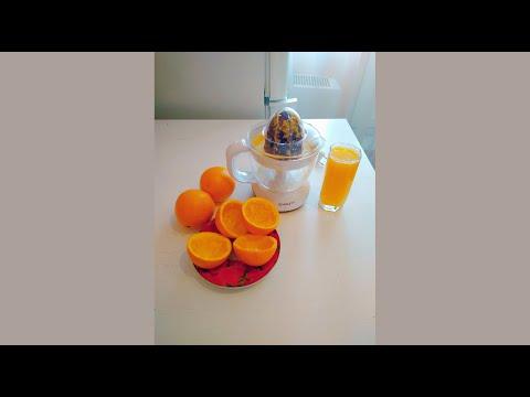Как сделать настоящий апельсиновый сок - просто, быстро, вкусно. Каждый день свежий фреш