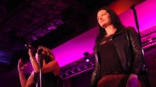 16: In His Eyes - Kate Shindle & Janine DiVita - Jekyll & Hyde Resurrection 8/8/15 LateShow