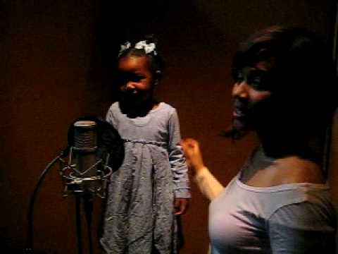 Krista Warryn & Erica Campbell in the Studio for The Sound