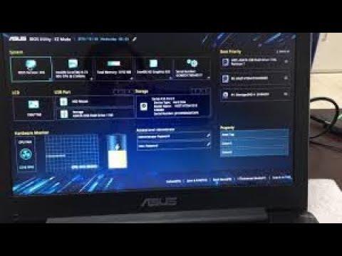 Cara Instal Windows Pada Laptop Asus X441n Digital Workplace Solutions Youtube