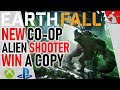 EARTHFALL - NEW FUN CO-OP SHOOTER WITH ALIENS! FIRST MISSION!