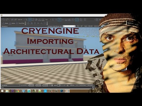 Cryengine importing architectural data youtube for Cryengine 3 architecture