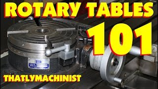 ROTARY TABLES 101, MARC LECUYER