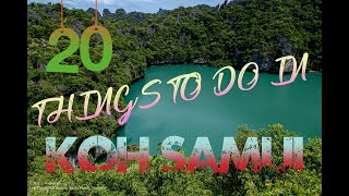 Top 20 Things To Do In Koh Samui, Thailand