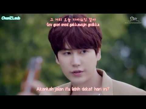 Kyuhyun - A Million Pieces (Indo Sub)