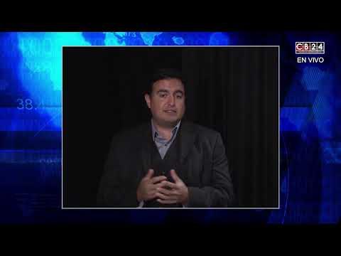 A Debate... Con Alejandro Marcano Santelli Mar18