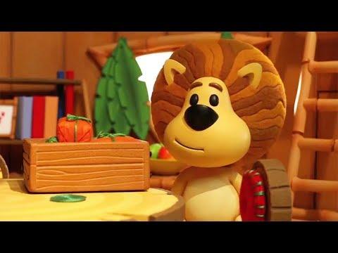 Raa Raa The Noisy Lion | Raa Raa's Perfect Present | Christmas Special | English | Cartoon For Kids