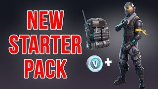 FORTNITE NEW STARTER PACK - XBOX ONE GAMEPLAY