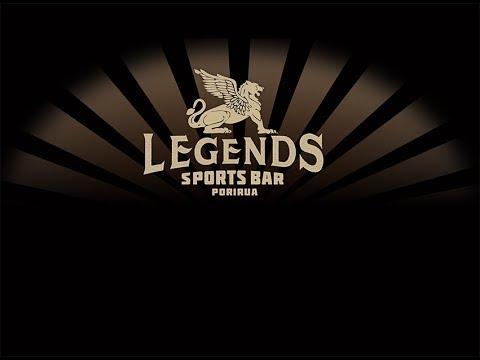 Home ⋆ Legends Sports Bar, Porirua