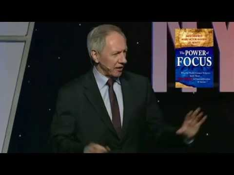 International bestselling author Les Hewitt - 'The Power of Focus' promotional video