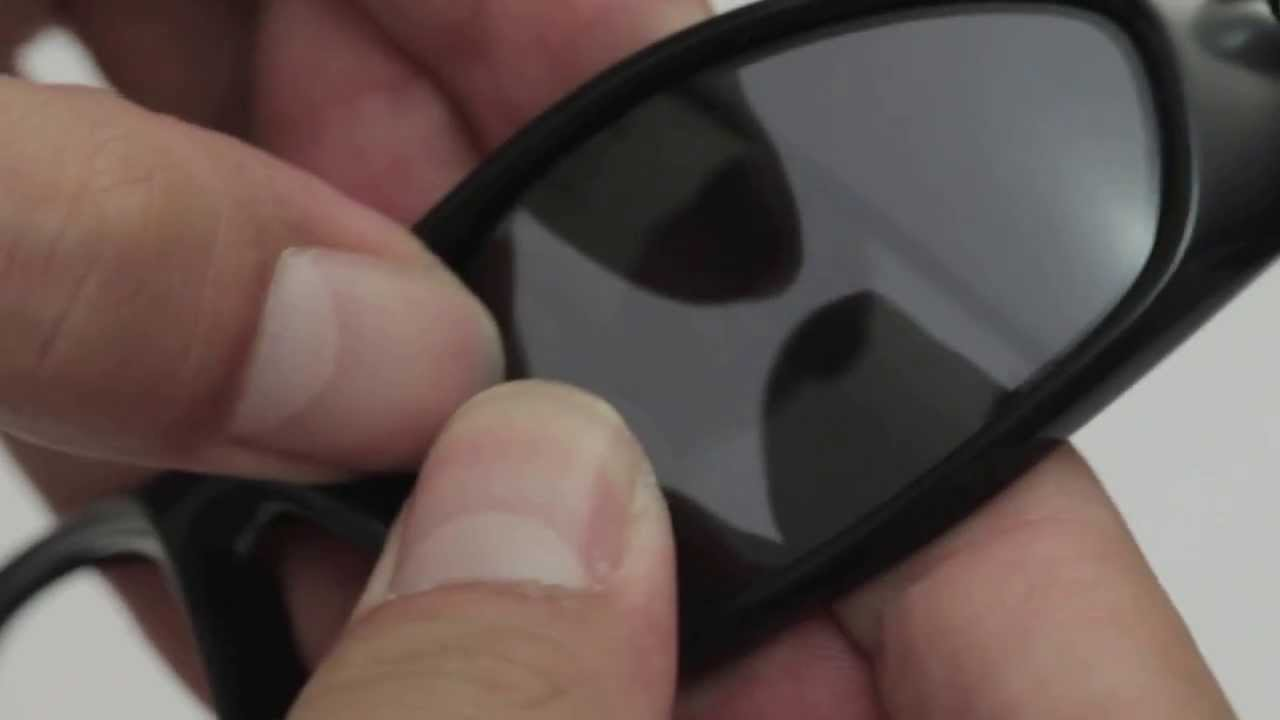 ce14fd128bb Oakley Minute 2.0 Sunglasses Lenses Replacement(Installation Removal) -  YouTube