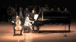 Beethoven Sonata no. 5 in D Major, op. 102, no. 2, III. Allegro fugato