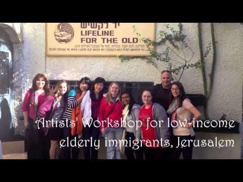 UMD Israel Education Abroad: Ethiopian Immigrants