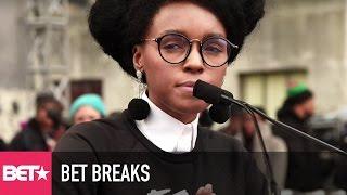 Janelle Monet Promotes Sex Strike - BET Breaks
