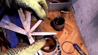 видео СВОИМИ РУКАМИ: Хонинговка цилиндра