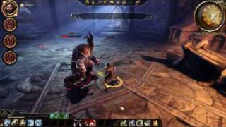 Dragon Age Origins :: Solo Rogue (Nightmare) #01 - Ogre
