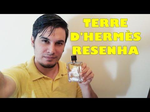 PERFUME TERRE D´HERMÈS EDT - Resenha