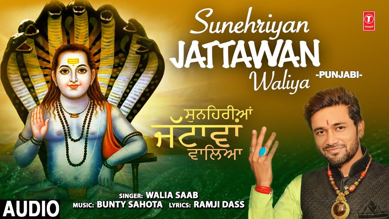 SUNEHRIYAN JATTAWAN WALIYA I Punjabi Balaknath Bhajan I WALIA SAAB I Full Audio Song