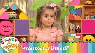 Prensesler Ülkesi'nde hava nasıl olur? Video
