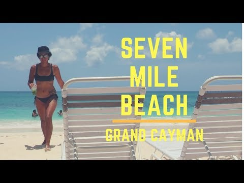 Seven Mile Beach, Grand Cayman - How To Enjoy The World's Best Beach FREE Of Charge!