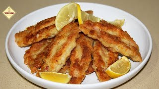 Рыба жаренная в кляре. Рыба жаренная на сковороде. Как пожарить барабульку. Моя Dolce vita