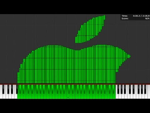 Dark MIDI - iPHONE RINGTONE OPENING
