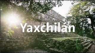 Yaxchilán la ciudad perdida maya | Chiapas #4