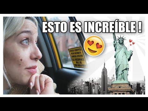 ME VOY A NUEVA YORK + ROOM TOUR DE MI HOTEL EN SOHO | Vlog diario EsbattTV