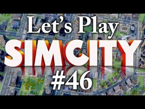 Let's Play SimCity 2013 - Part 46 [Amusement Park DLC]